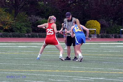 Girls Var Lacrosse 5-7-14BroRoger