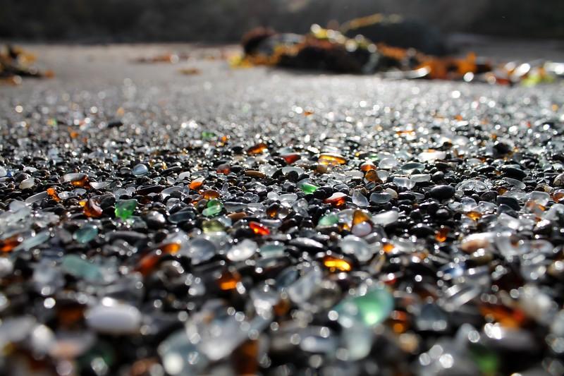 Ft Bragg Sea Glass Beach Series 2