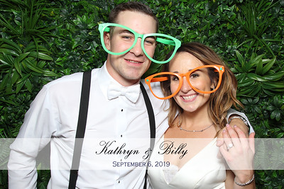 Kathryn & Billy's Wedding - 9/6/19