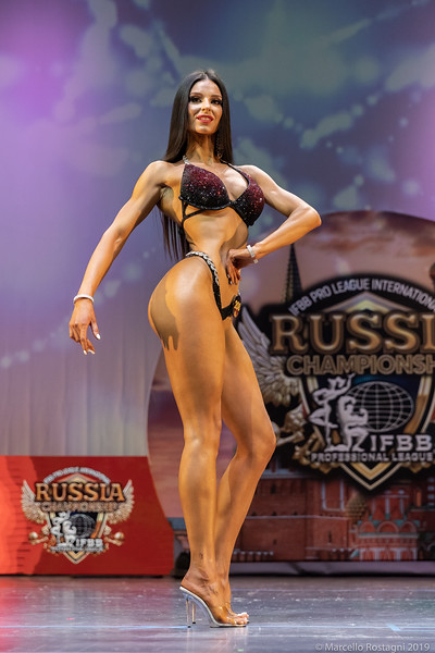 2nd Place 208 Katerina Klimenok
