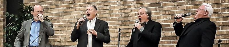Livewires February 2020 - Gospel Four of Arlington