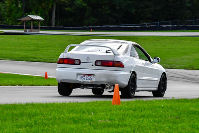 2020 SCCA TNiA Pitt Race Sept 30 Nov White Acura