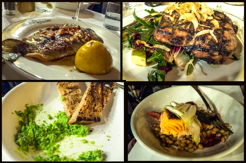 October 7 - Dining at the new Draycott, Palisades Village.  Umm umm good!.jpg