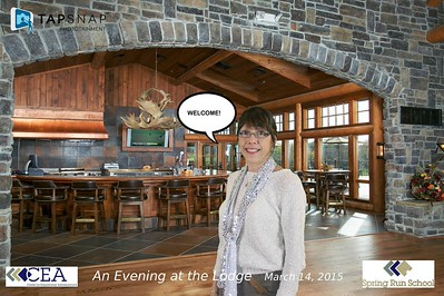 An Evening at the Lodge