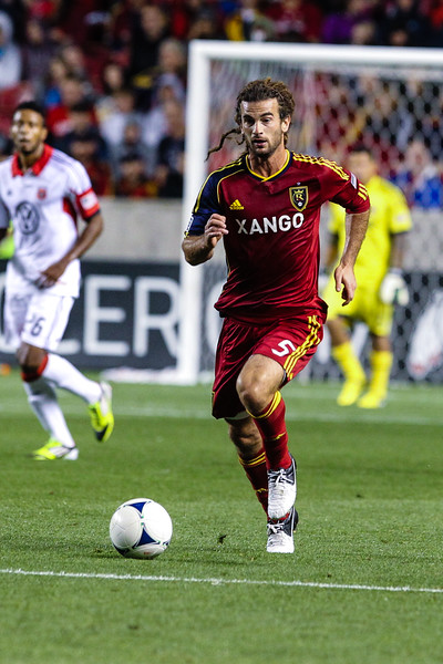 SOCCER: SEP 01 MLS - DC United at Real Salt Lake