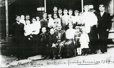 1900-1919 Hardgrave Family