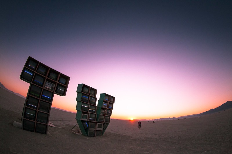 Burning Man 2011 Rites Of Passage by Nadav Havakook | www.nadavhavakook.com