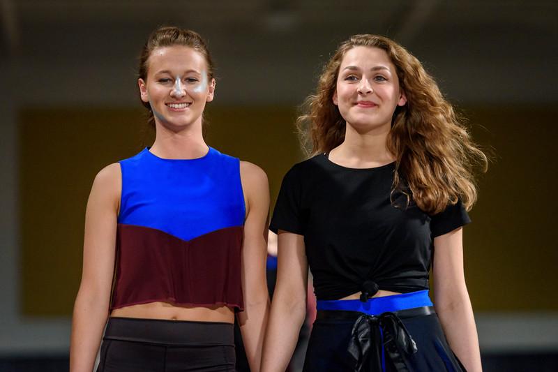 4/1/17 Purdue Fashion Show, Marie Hunkeler