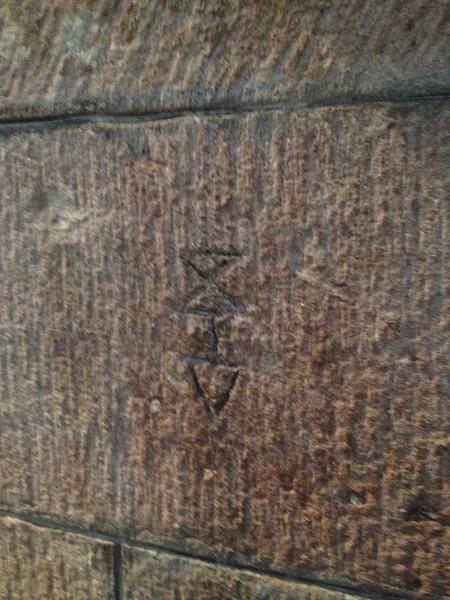 The Master Mason's Mark at Edinburgh Cathedral