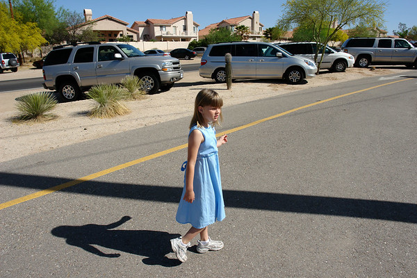 Oro Valley Easter Egg Hunt 2006