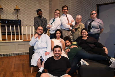 9-24-2019 The Best Woman Production Part 1 @ Imprint Theatreworks