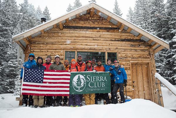 Sierra Club Backcountry Ski Course