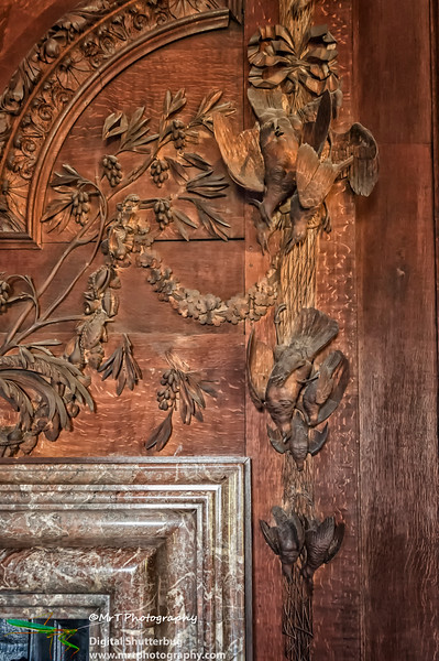 Woodcarving Chatsworth