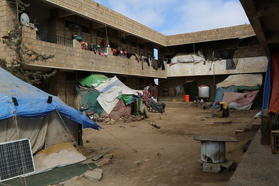 Evictions of IDPs