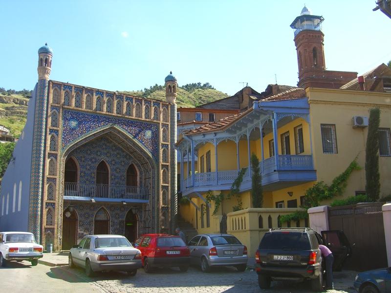 Sulfur Hot Springs - Tbilisi, Georgia
