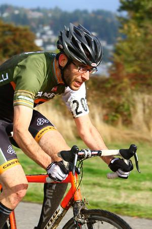 11:20 Cyclocross MFG Magnuson Park