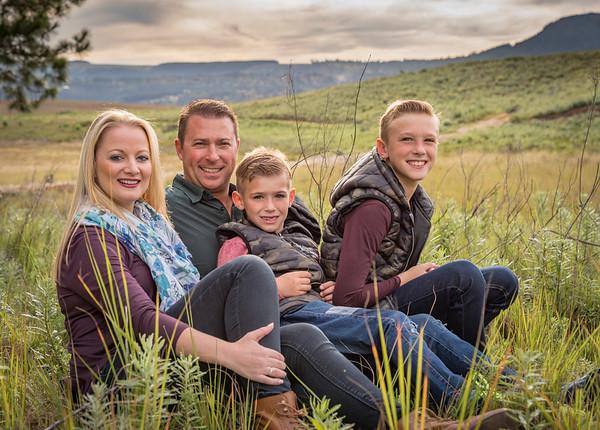 Family Hogsback 2018
