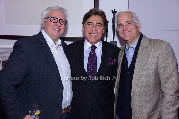 Dominic D'Alevia, Arnie Rosenshein, Robert Roever photo by Rob Rich/SocietyAllure.com © 2014 robwayne1@aol.com 516-676-3939