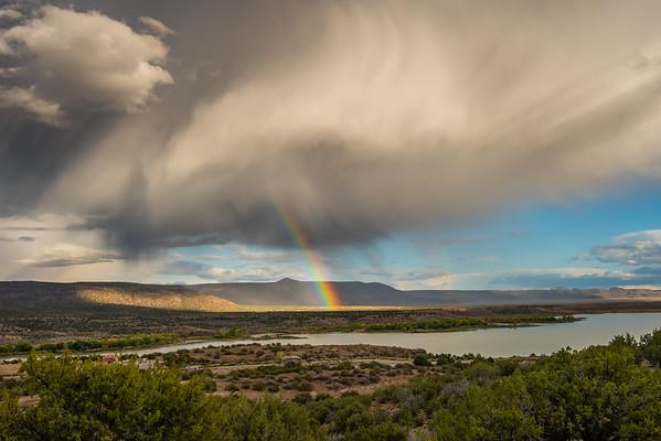 Chasing Rainbows - New Mexico - 2018