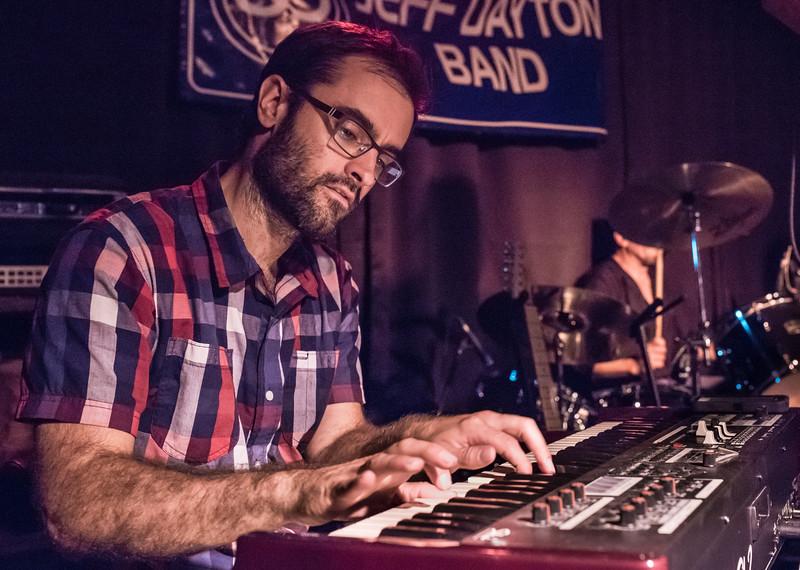 Jason Craft--Jeff Dayton and Friends-The Narrows Blues Saloon 2015