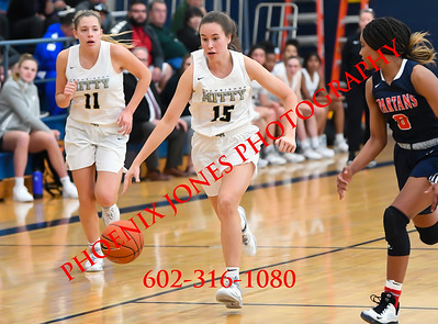 12-18-19 - Miami Country Day (CA) vs. Archbishop Mitty (CA) -  (Nike Tournament of Champions)