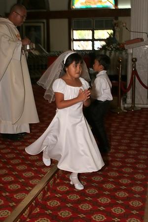 MCS Communion Receiving Communion