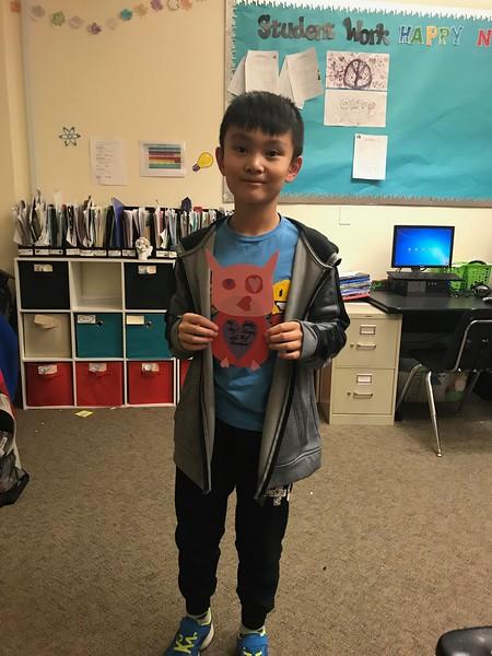 Elementary School Week Ending 2/2/18