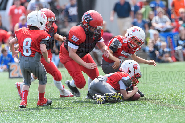 9-8-19 Westfield Pee Wees vs. East Longmeadow
