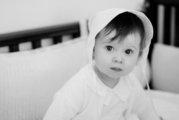 Christening: Charlotte Grace