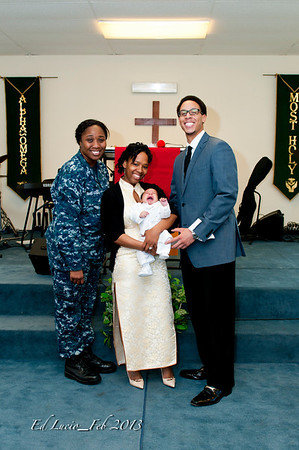 Kaleb Brooks_Baby Recognition Day