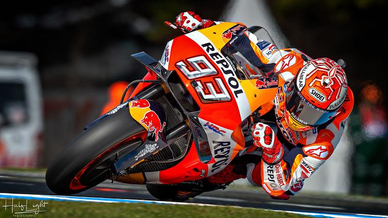 26-28th October 2018: Phillip Island - MotoGP