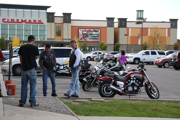 Page/Rasmussen Family Benefit Ride First Leg