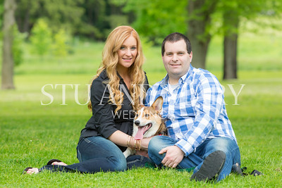 Mandy and Mike's Engagement Photos