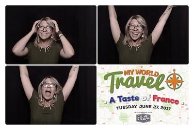LVL 2017-06-27 My World Travel: A Taste of France