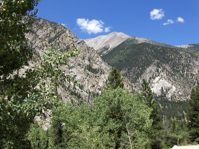 2008 (Virginia Gulch - near Idaho Springs)
