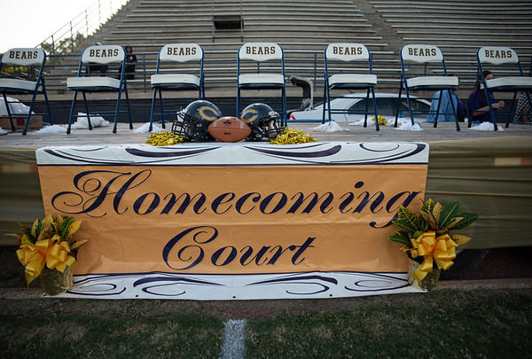CHS Homecoming CourtFriday