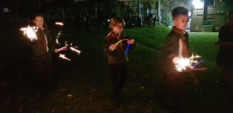 Fireworks Night