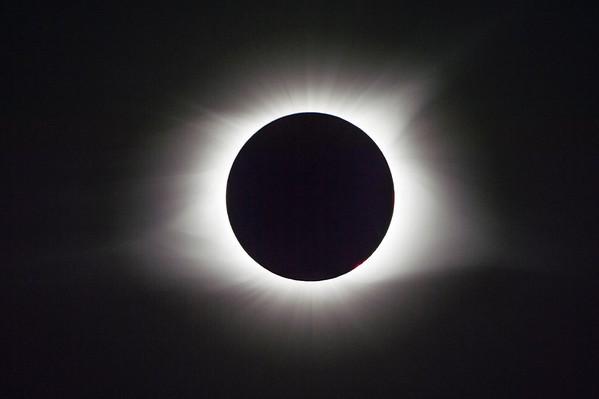 Jim's Eclipse Photos - 8/21/17