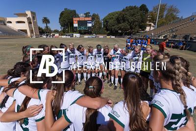 2017 Cal Poly Women's Soccer vs Riverside