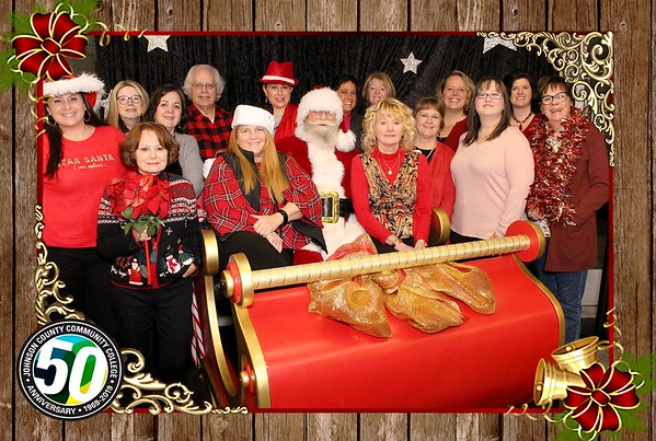 JCCC Photos With Santa 2019