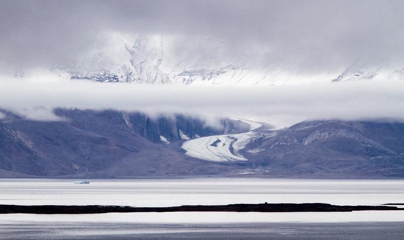 Hidden Glacier