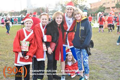 Run Santa Run 5K - 12.22.17