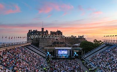 Edinburgh Castle 2013
