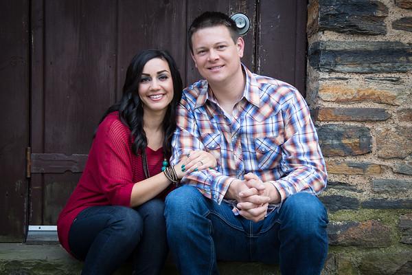 Brandon & Amy Engagement