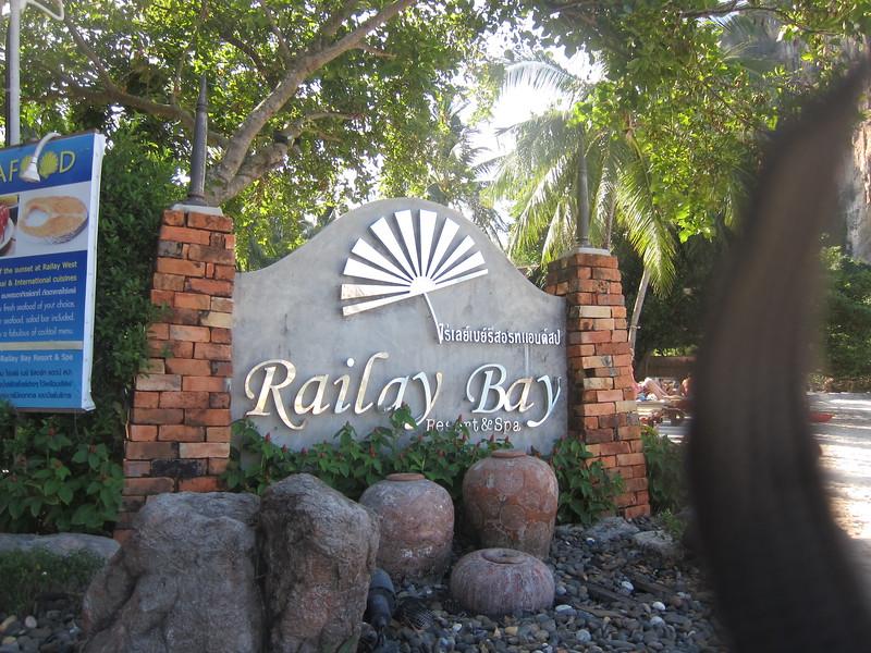 Railay Bay