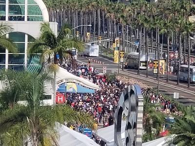 San Diego Comic-Con 2018 - Cosplay