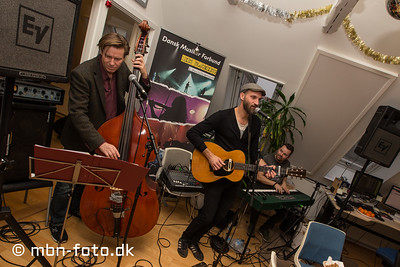 Kaspersen / Vuust / Fogh Trio 21/12 2016