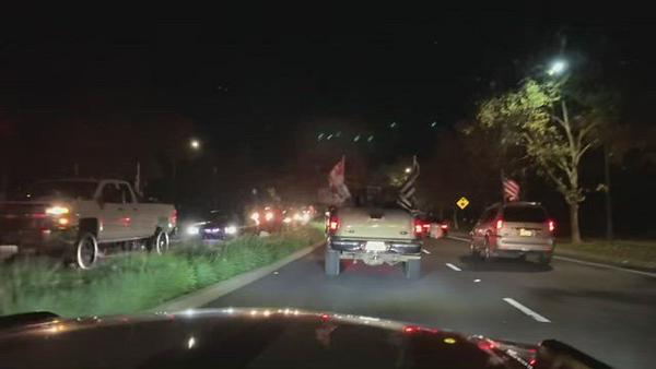 2020.11.21 - El Dorado Hills Curfew Defiance