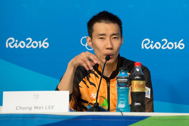 Chong Wei Lee