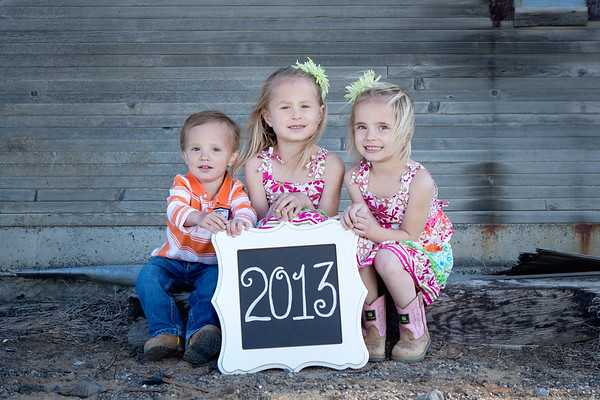 Kristen Young Family Session